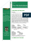 Nickelodeon Newsletter 2006-06-06