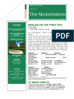 Nickelodeon Newsletter 2006-06-15