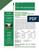 Nickelodeon Newsletter 2006-08-22
