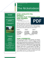 Nickelodeon Newsletter 2006-09-12