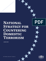 National Strategy for Countering Domestic Terrorism