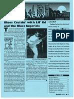 Blues News - September 1991