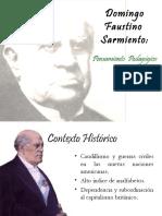 pensamientopedagogicodefaustinosarmiento-150803173455-lva1-app6891