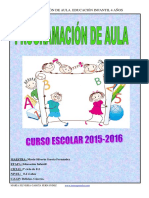 Programación de aula 2015-16