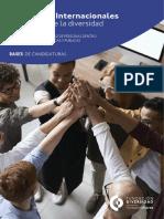 Bases VII Reconocimientos Gestion Diversidad 2021