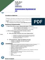 Anas AFILAL - Technicien Réseaux et Systèmes