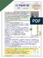 Le dipôle RC-cours-FR