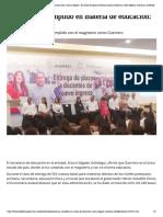31/08/2019 Guerrero ha cumplido en materia de educación Arturo Salgado.