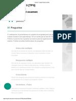 Examen_ Trabajo Práctico 3 88.75% PROCESAL III[TP3]
