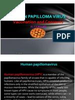 Human Papilloma Virus Vaccination and Concerns