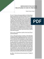 Artigo Deitos Liberalismo e Política Educ Friedman REV Ciencias Sociais