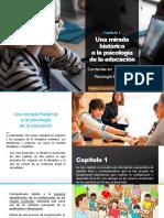 Tema 1 Corrientes en Psicología Educativa