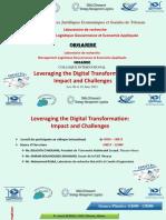 Programme du Colloque  برنامج المؤتمر F