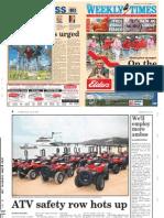 Best Regional or Rural Affairs Report in any Medium