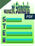 MSAP Content Standards