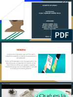 presentación de conceptos de nomina