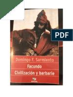 Facundo (Introducción)