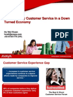 01.BankingVietnam2008_2dec08-FINAL_Driving Extraordinary Customer Service in a Down Turned Economy