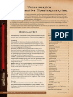 DSA4-Ungeheuerlich Guide
