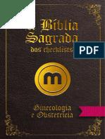 Biblia - GO - Checklists 2020