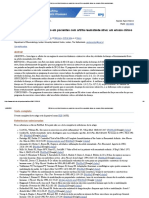 Efeito do exercício intensivo em pacientes com artrite reumatoide ativa_ um ensaio clínico randomizado