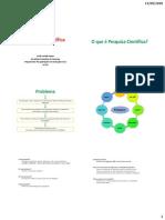 Pesquisa e Etapas do Projeto