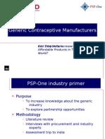 Generic OCP manufacturers