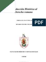 Introducción Histórica al Derecho Romano