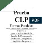 Protocolo CLP 3 B