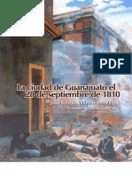 Ciudad de Gto El 28 de Sep de 1810