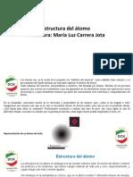 Estructura Del Atomo y Modelos (1)