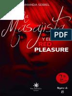 La masajista y el hotel Red Pleasure (Spanish Edition)