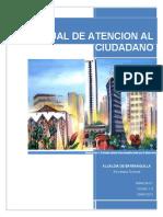 Manual de Atencion Al Ciudadano