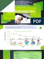 deshidratacion pediatria