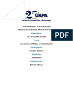 Int. Al Derecho Privado TAREA 5