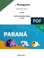 língua _ portuguesa_6 ano_ Slide_ aula83