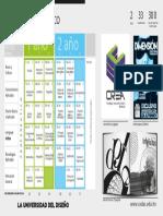 Plan Educativo Tecnologo en Diseño Grafico Cedac