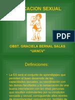 Educacion Sexual Graciela Bernal