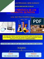 Tabla Periódica de los Elementos... quimica