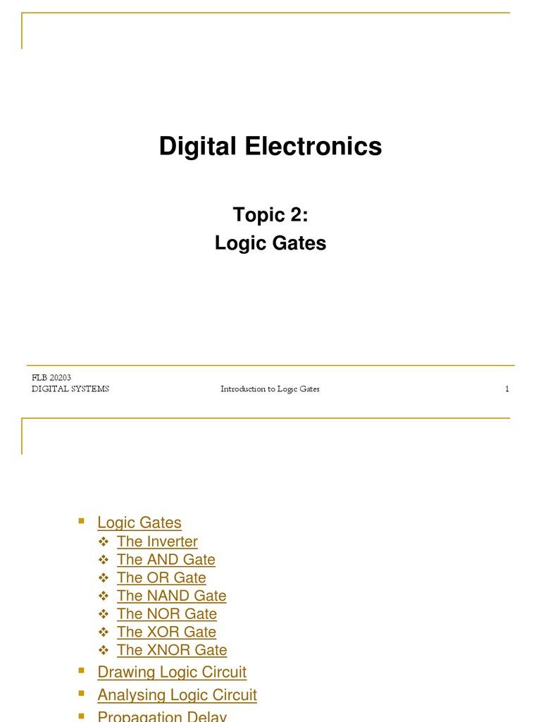 Luxury Draw Logic Gates Ensign - Electrical Circuit Diagram Ideas ...