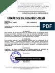 CONSEJO COMUNAL SOLICITUD DE COLABORACION PARA FINANCIAR ELECCIONES COMUNALES