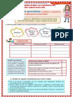 DIA 5 Escribimos y compartimos la información de nuestro díptico. pdf