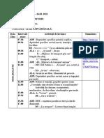Planificare 8.03-12.03.2021