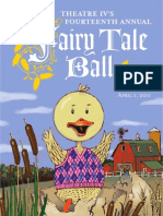 Theatre IV Fairy Tale Ball 2011 Program