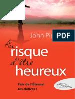 AU RISQUE D'ETRE HEUREUX