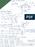 Solution TD L3 GC et TP _combinaison des charges_