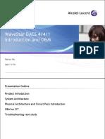WaveStar_DACS_441_Introduction