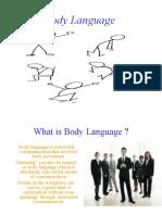 ppt body language