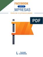 Facebook Para Empresas_ Como Dar Os Primeiros Passos - Luciano Larossa