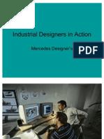 Industrial Designers in Action
